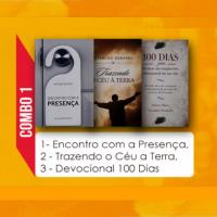 Combo 1: Encontro com a Presença – Trazendo o Céu na Terra – Devocional 100 Dias